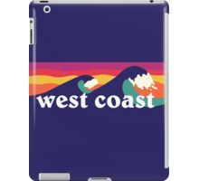 West Coast iPad Case/Skin