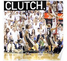 Ray Allen Game 6  Poster