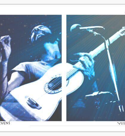 Cat Stevens / Yusuf Sticker
