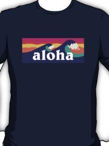 Aloha - waves T-Shirt
