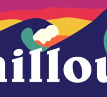 Chill Out! Sticker