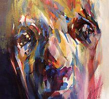 Imaginary Portrait 29 by Josh Bowe