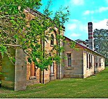 Save Me - Gladesville Asylum (Hospital) - The HDR Series by Philip Johnson