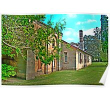 Save Me - Gladesville Asylum (Hospital) - The HDR Series Poster
