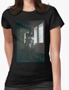 Que nos vies aient l'air d'un film Womens Fitted T-Shirt
