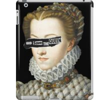 Elisabeth of Austria, Queen of France iPad Case/Skin