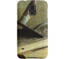 Humanity in Print Samsung Galaxy Case/Skin