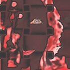 Half Face by cherie hanson