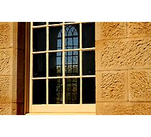WINDOWS AT PORT ARTHUR Photographic Print