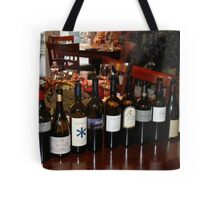 The Wine Tasting Tote Bag