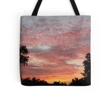October Sunset Tote Bag