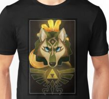 Mirrored Twilight Unisex T-Shirt
