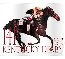 Kentucky Derby 2015 Poster
