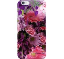 A Passion for Pink and Purple iPhone Case/Skin
