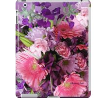 A Passion for Pink and Purple iPad Case/Skin