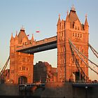 Tower Bridge by knomz