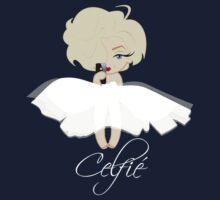 Monroe Selfie  Baby Tee
