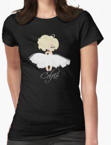 Monroe Selfie  Womens Fitted T-Shirt