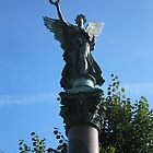 Angel in Berlin by knomz