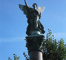 Angel in Berlin by knomz