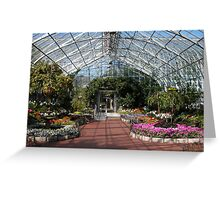 Eden Park Conservatory Greeting Card
