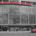 Manchester United by Glenn Browning
