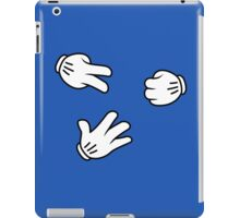 Rock, Paper, Scissors iPad Case/Skin
