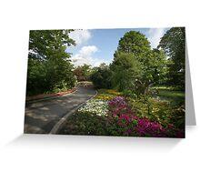 Cincinnati Zoo and Botanical gardens Greeting Card
