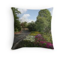 Cincinnati Zoo and Botanical gardens Throw Pillow