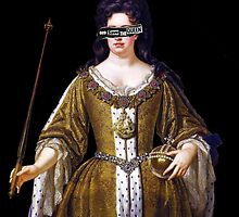 Anne, Queen of Great Britain by bethwoodvilles