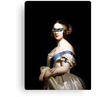 The Grandmother of Europe Canvas Print