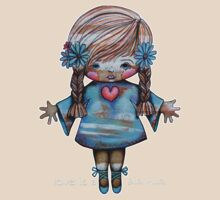 Love is a BIG hug Tee by Karin  Taylor