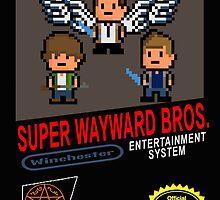 Super Wayward Bros. by theyellowsnowco