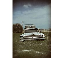 Cadillac Dreams Photographic Print