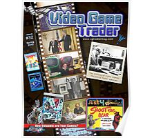 Video Game Trader #32 (Spring 2015) Cover  Poster