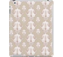 Fox Skull Pattern iPad Case/Skin