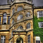 Jackson Staircase - Hertford College by DocG