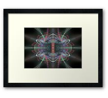 Fractal 16 Framed Print