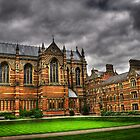 Keble College by DocG