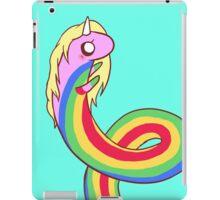 Rainicorn! iPad Case/Skin