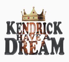 Kendrick Lamar by MiddourDesign