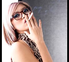 bright n smoke by Frederick Tanjaya