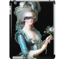 Madame Déficit iPad Case/Skin
