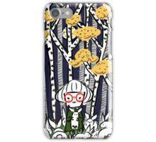 Midnight Forest iPhone Case/Skin