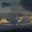 Sunset Slopes by Peter Kurdulija