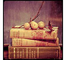 Light Reading Photographic Print