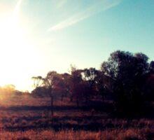 Outback Sunshine Sticker