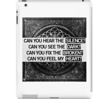 Can You Feel My Heart - BMTH iPad Case/Skin