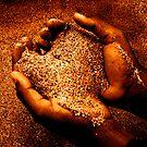 Golden Hands by TaGiRoCkS