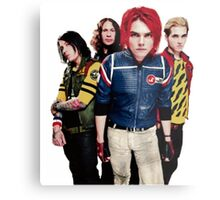 The Fabulous Killjoys  Metal Print
